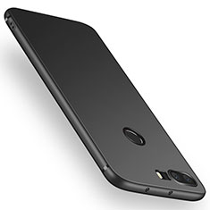 Coque Ultra Fine Silicone Souple pour Huawei Honor 8 Noir