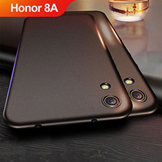 Coque Ultra Fine Silicone Souple pour Huawei Honor 8A Noir