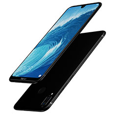 Coque Ultra Fine Silicone Souple pour Huawei Honor 8X Max Noir