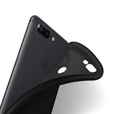 Coque Ultra Fine Silicone Souple pour Huawei Honor 9 Lite Noir