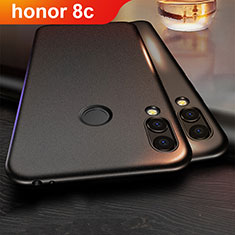 Coque Ultra Fine Silicone Souple pour Huawei Honor Play 8C Noir