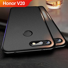 Coque Ultra Fine Silicone Souple pour Huawei Honor V20 Noir