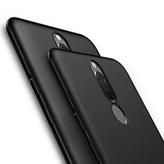 Coque Ultra Fine Silicone Souple pour Huawei Mate 10 Lite Noir