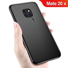 Coque Ultra Fine Silicone Souple pour Huawei Mate 20 X 5G Noir