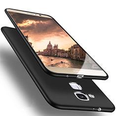 Coque Ultra Fine Silicone Souple pour Huawei Mate 7 Noir