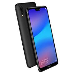 Coque Ultra Fine Silicone Souple pour Huawei Nova 3 Noir