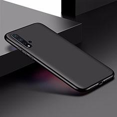 Coque Ultra Fine Silicone Souple pour Huawei Nova 5 Pro Noir