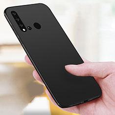 Coque Ultra Fine Silicone Souple pour Huawei Nova 5i Noir