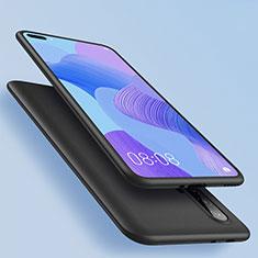 Coque Ultra Fine Silicone Souple pour Huawei Nova 6 5G Noir