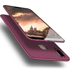 Coque Ultra Fine Silicone Souple pour Huawei P20 Lite Violet