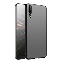 Coque Ultra Fine Silicone Souple pour Huawei P20 Noir