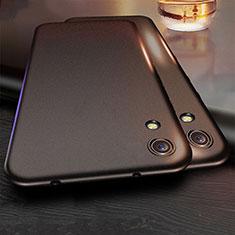 Coque Ultra Fine Silicone Souple pour Huawei Y6 (2019) Noir