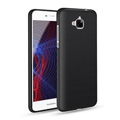 Coque Ultra Fine Silicone Souple pour Huawei Y6 Pro Noir