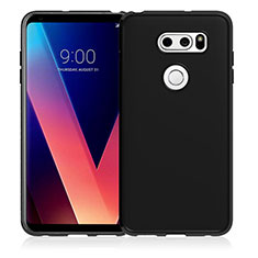 Coque Ultra Fine Silicone Souple pour LG V30 Noir