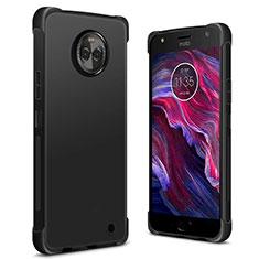 Coque Ultra Fine Silicone Souple pour Motorola Moto X4 Noir