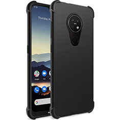 Coque Ultra Fine Silicone Souple pour Nokia 6.2 Noir
