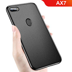 Coque Ultra Fine Silicone Souple pour Oppo AX7 Noir