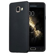 Coque Ultra Fine Silicone Souple pour Samsung Galaxy A5 (2016) SM-A510F Noir
