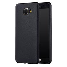 Coque Ultra Fine Silicone Souple pour Samsung Galaxy A5 (2017) Duos Noir