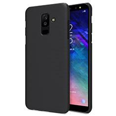 Coque Ultra Fine Silicone Souple pour Samsung Galaxy A6 Plus (2018) Noir