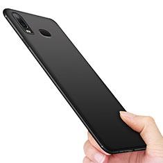 Coque Ultra Fine Silicone Souple pour Samsung Galaxy A6s Noir