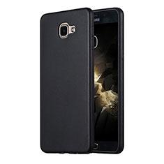 Coque Ultra Fine Silicone Souple pour Samsung Galaxy A9 (2016) A9000 Noir
