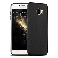 Coque Ultra Fine Silicone Souple pour Samsung Galaxy C7 SM-C7000 Noir