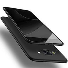 Coque Ultra Fine Silicone Souple pour Samsung Galaxy DS A300G A300H A300M Noir