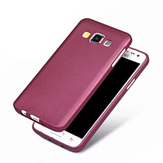 Coque Ultra Fine Silicone Souple pour Samsung Galaxy DS A300G A300H A300M Violet