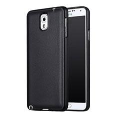 Coque Ultra Fine Silicone Souple pour Samsung Galaxy Note 3 N9000 Noir