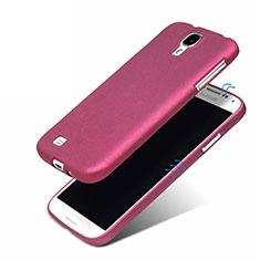 Coque Ultra Fine Silicone Souple pour Samsung Galaxy S4 i9500 i9505 Violet
