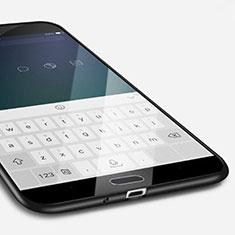Coque Ultra Fine Silicone Souple pour Samsung Galaxy S4 IV Advance i9500 Noir
