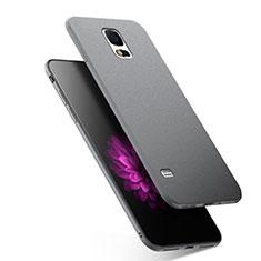 Coque Ultra Fine Silicone Souple pour Samsung Galaxy S5 G900F G903F Gris