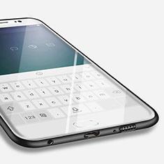 Coque Ultra Fine Silicone Souple pour Samsung Galaxy S6 Edge SM-G925 Noir