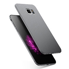 Coque Ultra Fine Silicone Souple pour Samsung Galaxy S7 G930F G930FD Gris