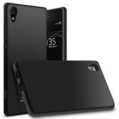 Coque Ultra Fine Silicone Souple pour Sony Xperia XA1 Ultra Noir