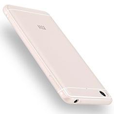 Coque Ultra Fine Silicone Souple pour Xiaomi Mi 5S 4G Blanc