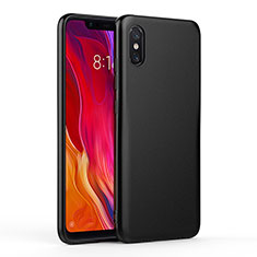 Coque Ultra Fine Silicone Souple pour Xiaomi Mi 8 Screen Fingerprint Edition Noir