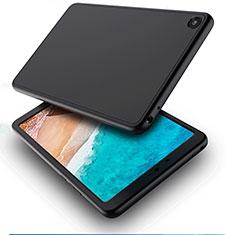 Coque Ultra Fine Silicone Souple pour Xiaomi Mi Pad 4 Plus 10.1 Noir