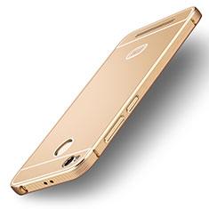 Coque Ultra Fine Silicone Souple pour Xiaomi Redmi 3 High Edition Or