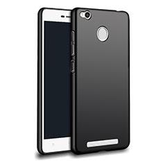 Coque Ultra Fine Silicone Souple pour Xiaomi Redmi 3S Noir