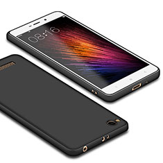 Coque Ultra Fine Silicone Souple pour Xiaomi Redmi 4A Noir