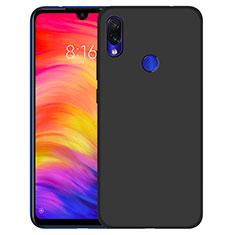 Coque Ultra Fine Silicone Souple pour Xiaomi Redmi 7 Noir