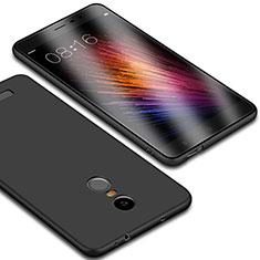 Coque Ultra Fine Silicone Souple pour Xiaomi Redmi Note 3 MediaTek Noir