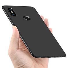 Coque Ultra Fine Silicone Souple pour Xiaomi Redmi Note 5 Pro Noir