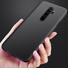 Coque Ultra Fine Silicone Souple pour Xiaomi Redmi Note 8 Pro Noir