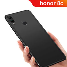 Coque Ultra Fine Silicone Souple Q03 pour Huawei Honor Play 8C Noir