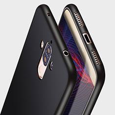 Coque Ultra Fine Silicone Souple R05 pour Huawei Mate 9 Noir