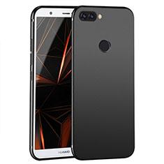 Coque Ultra Fine Silicone Souple S02 pour Huawei Enjoy 8 Plus Noir