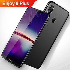 Coque Ultra Fine Silicone Souple S02 pour Huawei Enjoy 9 Plus Noir